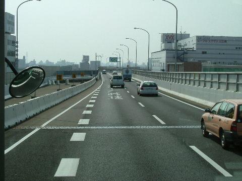 名古屋 高速 道路 工事
